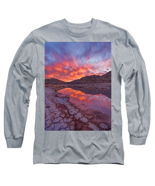 Earth Scales Long Sleeve T-Shirt