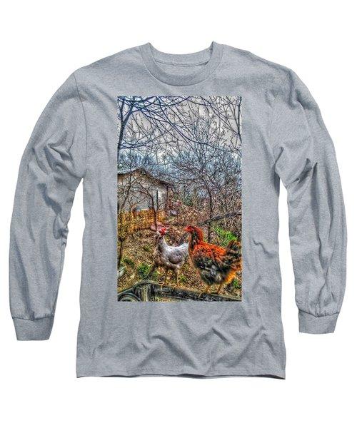 East Austin Livin Long Sleeve T-Shirt