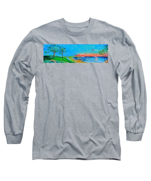 East Of The Cooper Long Sleeve T-Shirt