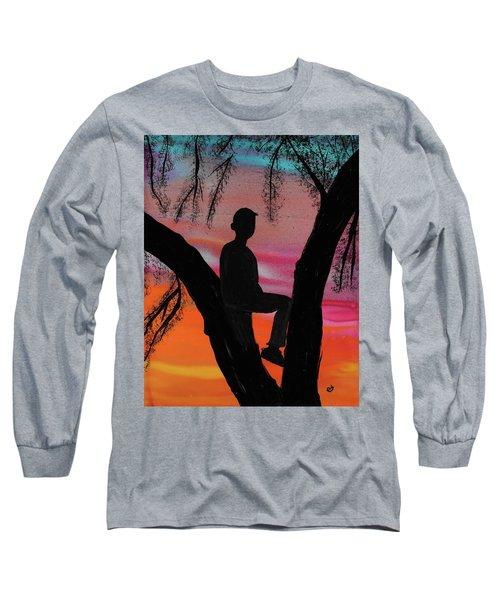 East Trailridge Long Sleeve T-Shirt