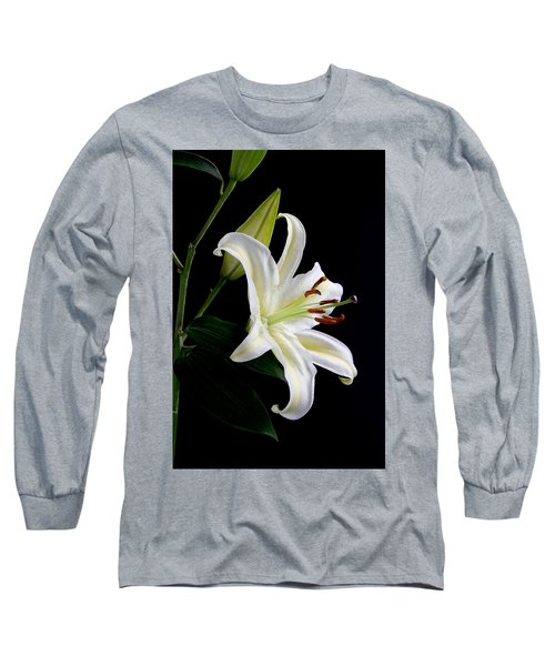 Easter Lily 5 Long Sleeve T-Shirt