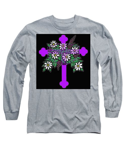 Eastern Ornate 1 Long Sleeve T-Shirt