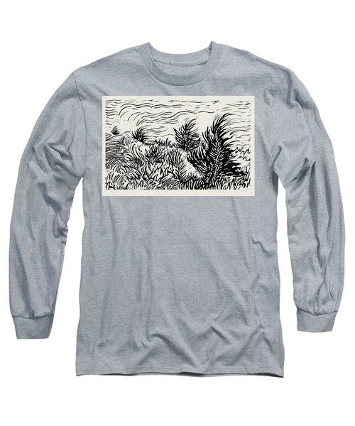 Eastern Red Cedar Long Sleeve T-Shirt
