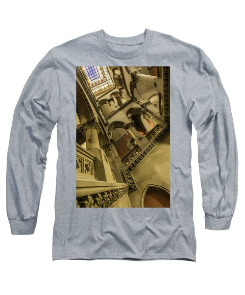 Eastern Staircase Long Sleeve T-Shirt