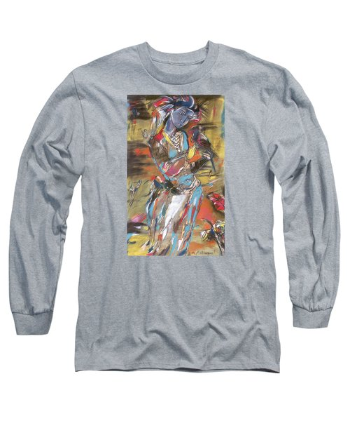 Eastern Tapestry Long Sleeve T-Shirt