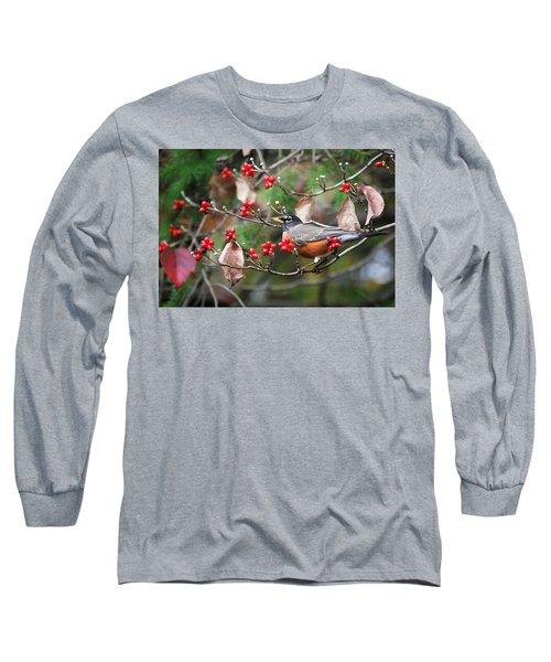 Easy Pickings Robin Long Sleeve T-Shirt