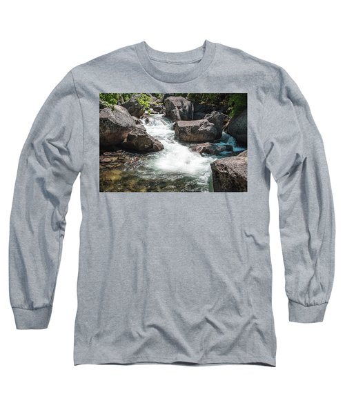 Easy Waters- Long Sleeve T-Shirt