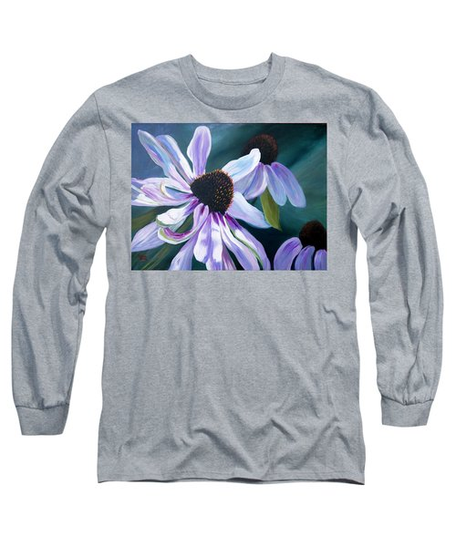 Echinacea Long Sleeve T-Shirt