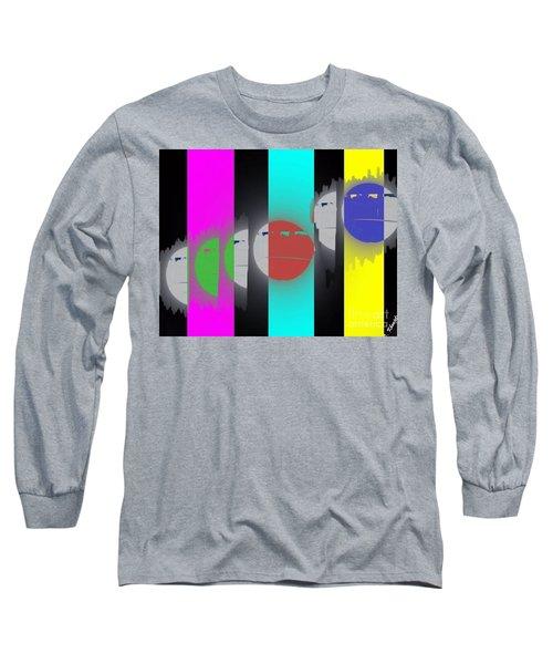 Eclipse Of Love Long Sleeve T-Shirt