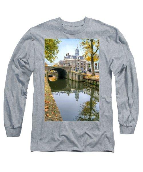 Edam Town Hall Long Sleeve T-Shirt