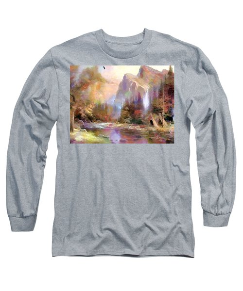 Eden Long Sleeve T-Shirt by Wayne Pascall