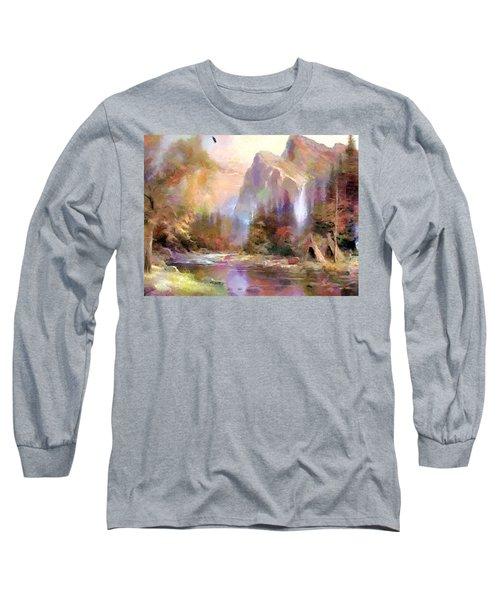 Eden Long Sleeve T-Shirt