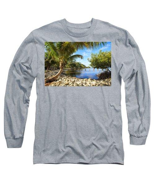 Edisons Back Yard Long Sleeve T-Shirt