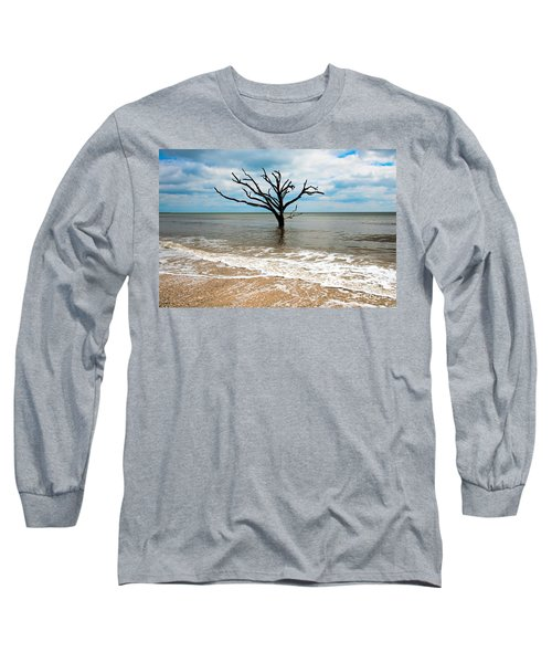 Edisto Island Tree Long Sleeve T-Shirt
