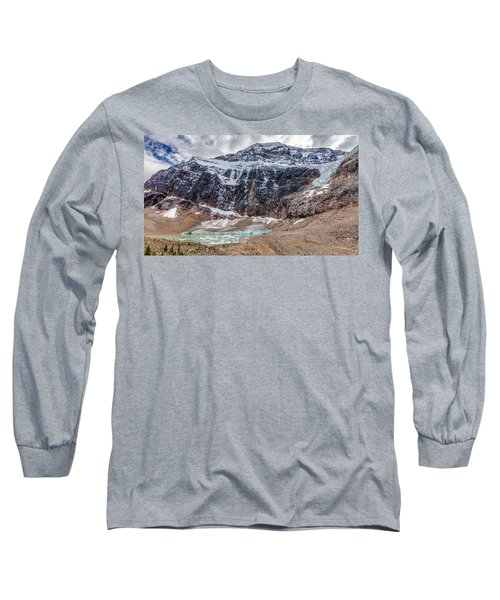 Edith Cavell Landscape Long Sleeve T-Shirt