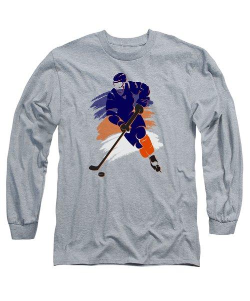 Edmonton Oilers Player Shirt Long Sleeve T-Shirt