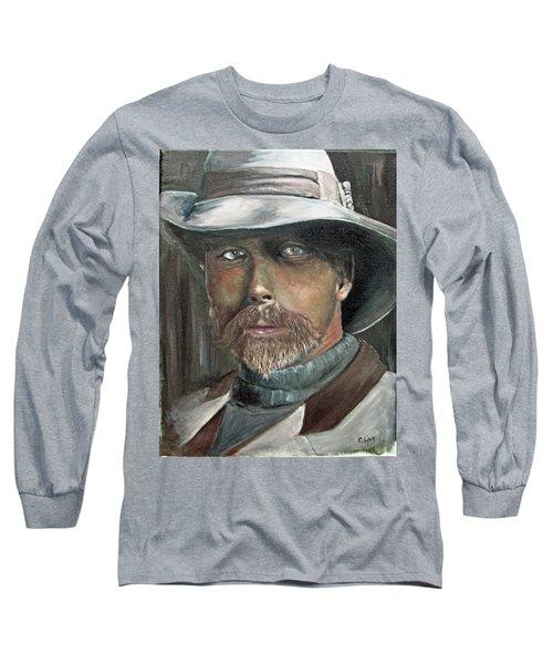Edward Sheriff Curtis Long Sleeve T-Shirt