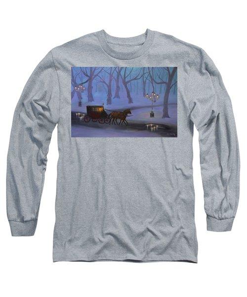 Eerie Evening Long Sleeve T-Shirt