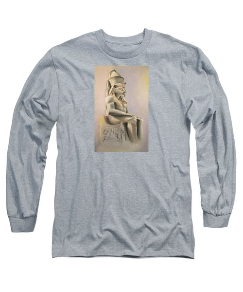 Egyptian Study II Long Sleeve T-Shirt by Elizabeth Lock