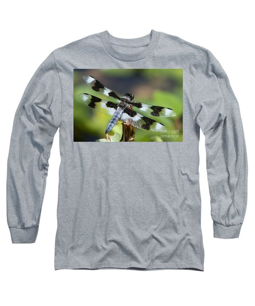 Eight-spotted Skimmer  Long Sleeve T-Shirt