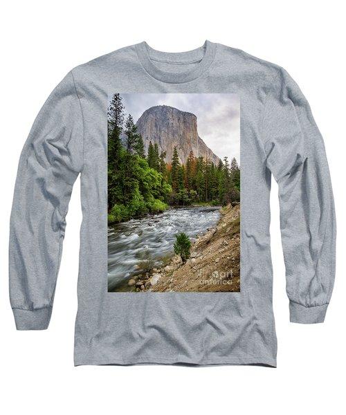El Cap #3 Long Sleeve T-Shirt