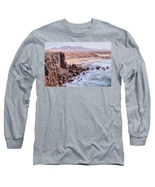 El Cotillo - Fuerteventura Long Sleeve T-Shirt by Joana Kruse
