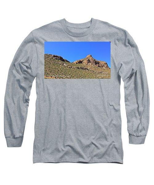 El Paso's  Pali - No. 2016 Long Sleeve T-Shirt