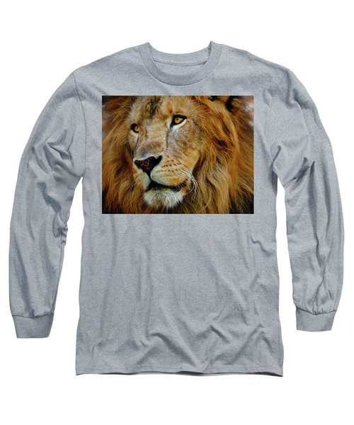 Long Sleeve T-Shirt featuring the photograph El Rey by Skip Hunt