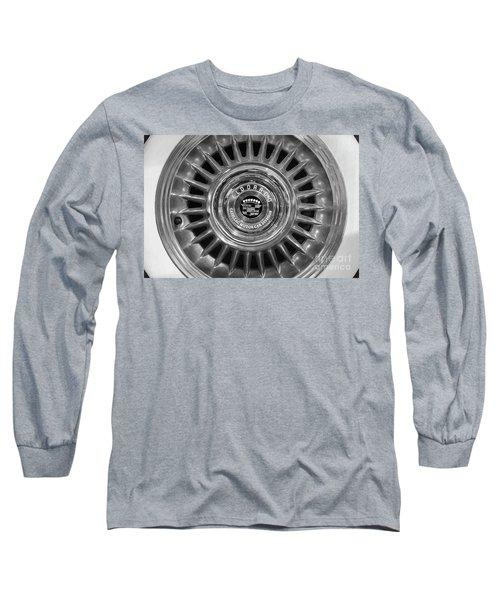 Long Sleeve T-Shirt featuring the photograph Eldorado Monotone by Dennis Hedberg