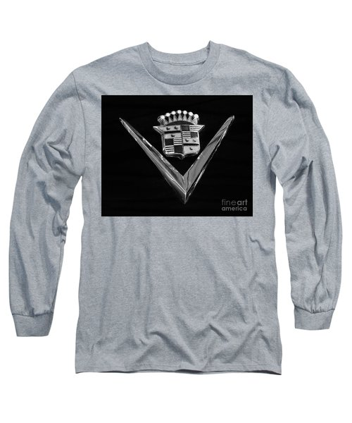 Long Sleeve T-Shirt featuring the photograph Eldorado V Monotone by Dennis Hedberg