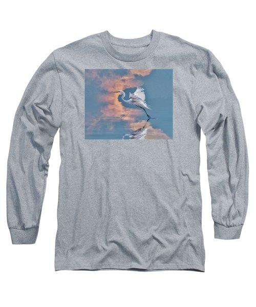 Elegance Long Sleeve T-Shirt by Brian Tarr