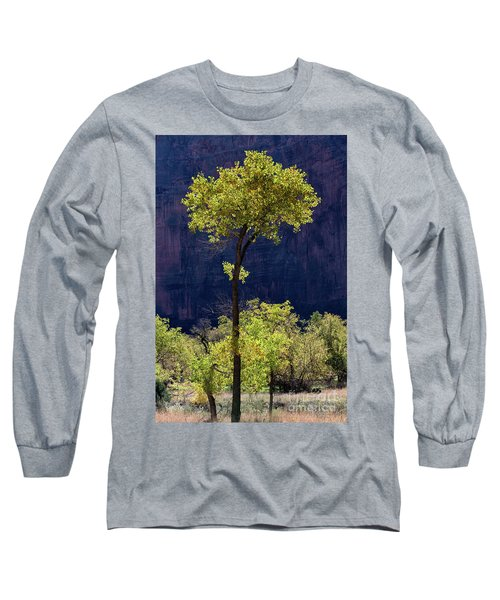 Elegance In The Park Utah Adventure Landscape Photography By Kaylyn Franks Long Sleeve T-Shirt