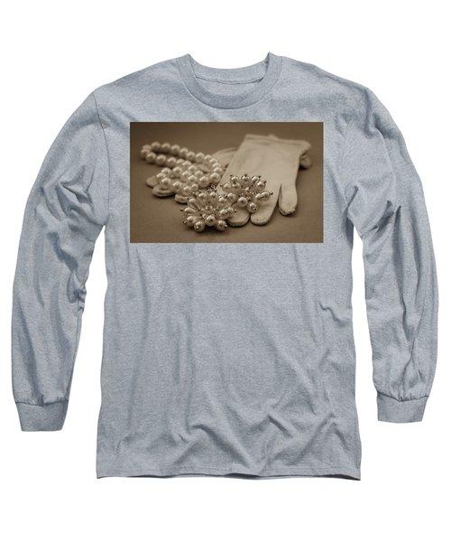 Elegant Lifestyle Long Sleeve T-Shirt
