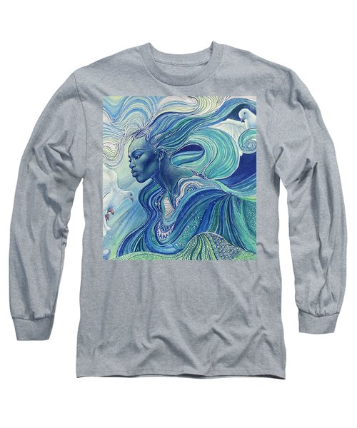 Element Of The Air Long Sleeve T-Shirt