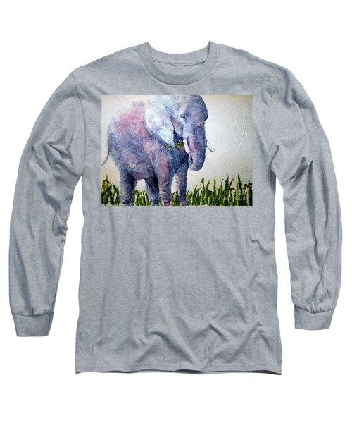 Elephant Sanctuary Long Sleeve T-Shirt