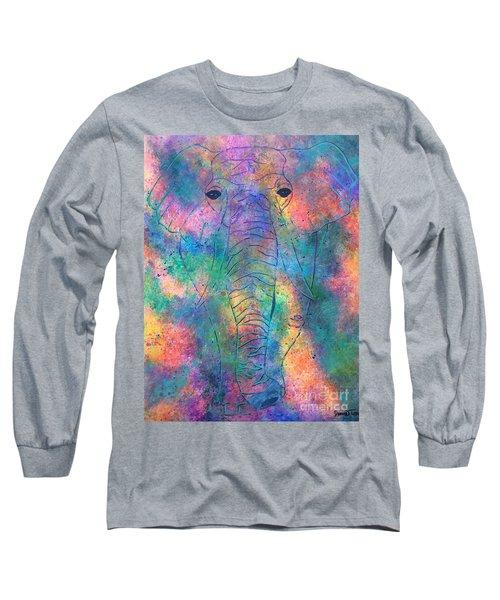 Elephant Spirit Long Sleeve T-Shirt