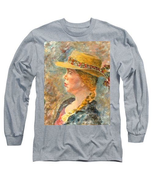 Elizabeth Long Sleeve T-Shirt