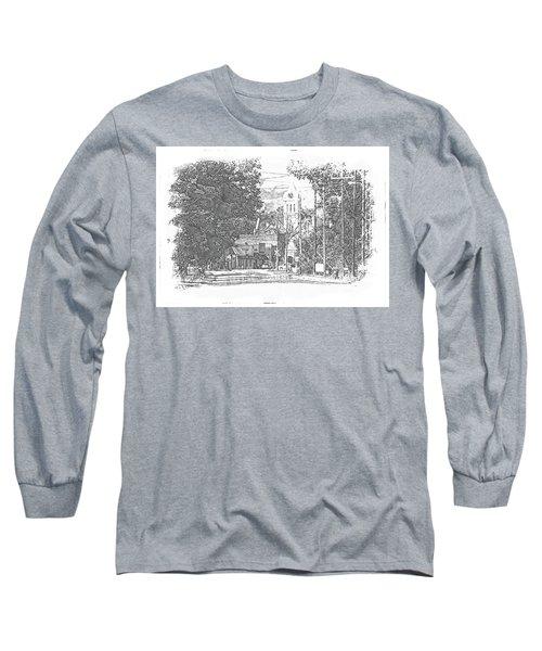 Ellaville, Ga - 1 Long Sleeve T-Shirt