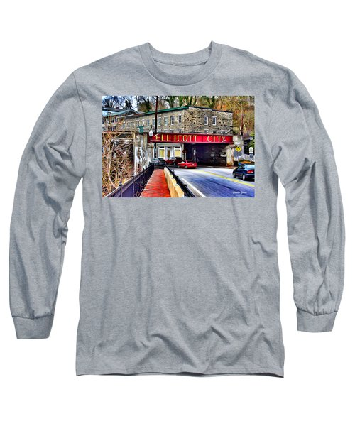 Ellicott City Long Sleeve T-Shirt