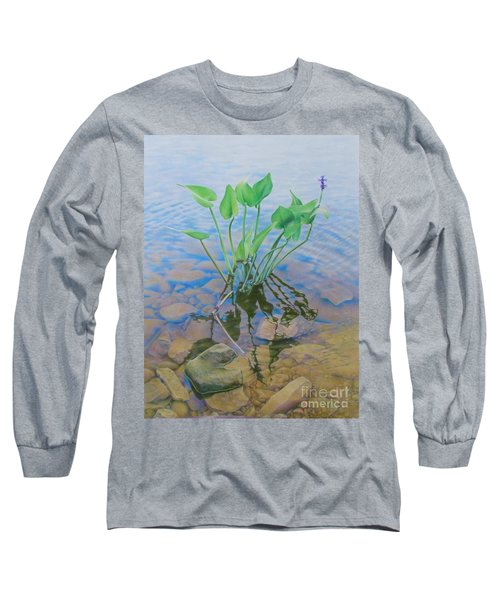 Ellie's Touch Long Sleeve T-Shirt by Pamela Clements