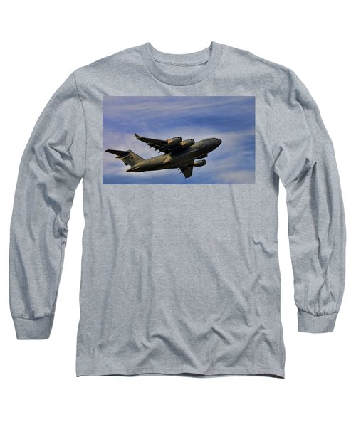 Elmendorf Third Wing Long Sleeve T-Shirt
