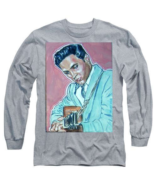 Elvis Presley Long Sleeve T-Shirt