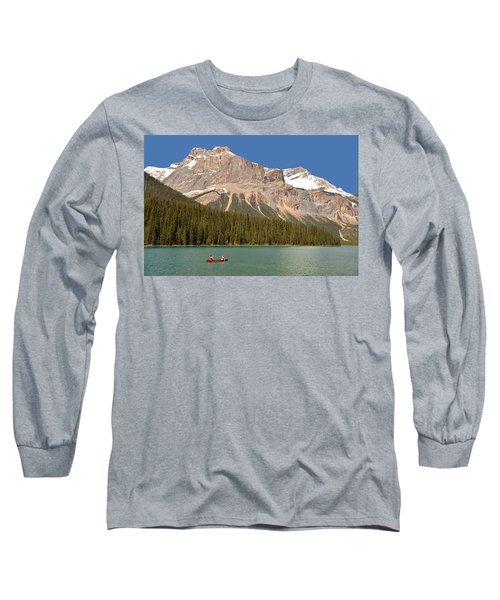 Emerald Lake Long Sleeve T-Shirt