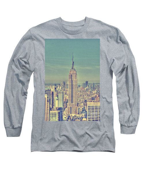 Empire State Long Sleeve T-Shirt