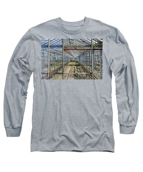 Empty Greenhouse Long Sleeve T-Shirt