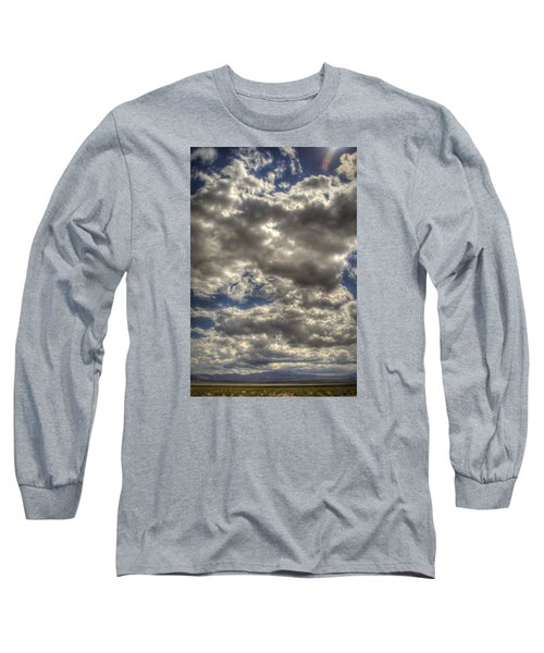 Empty Land Long Sleeve T-Shirt