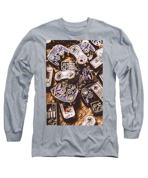 Emulating The Classics Long Sleeve T-Shirt