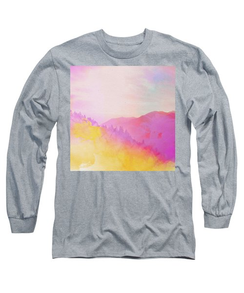 Enchanted Scenery #2 Long Sleeve T-Shirt