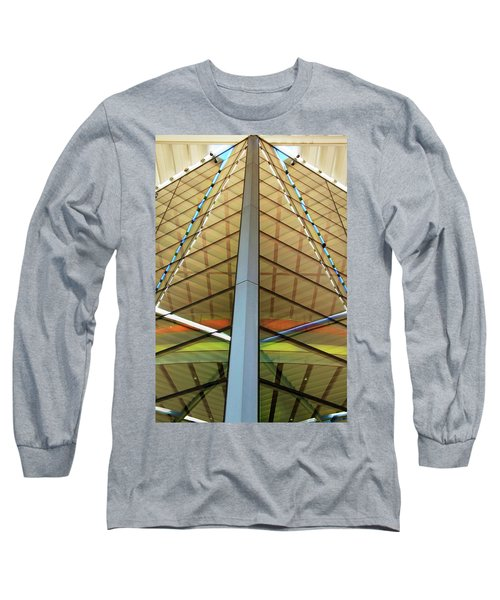 Operatic Bilateralism Long Sleeve T-Shirt