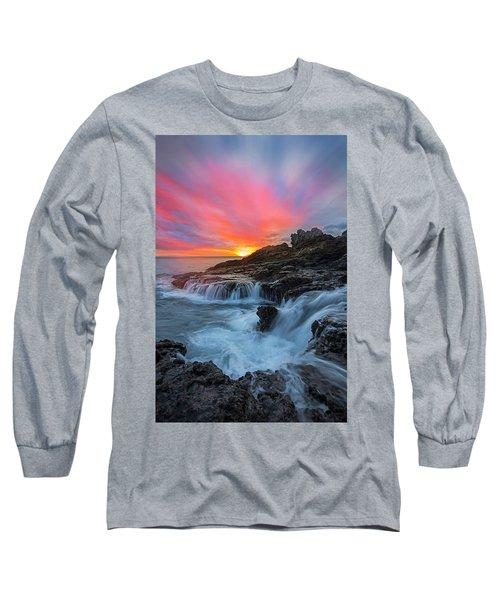Endless Sea Long Sleeve T-Shirt